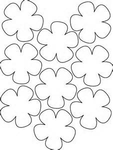 Yahoo! Image Search Results for flower templates