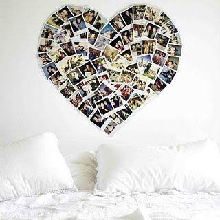 decoracion con fotos