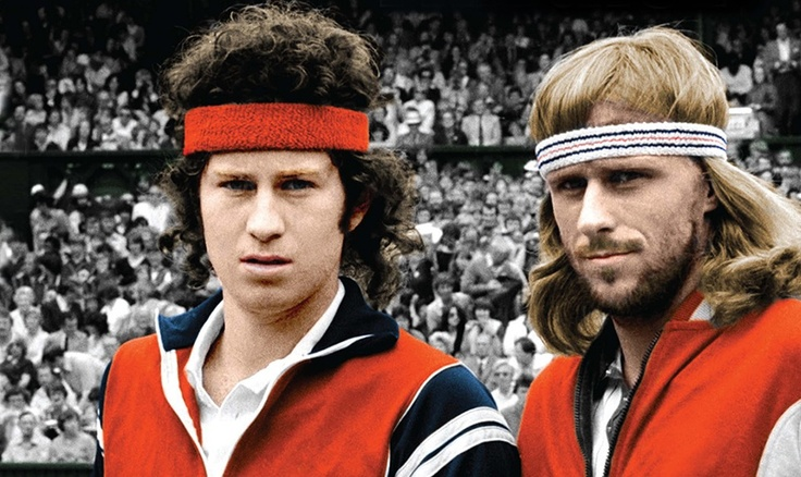 McEnroe vs Borg Head to Head