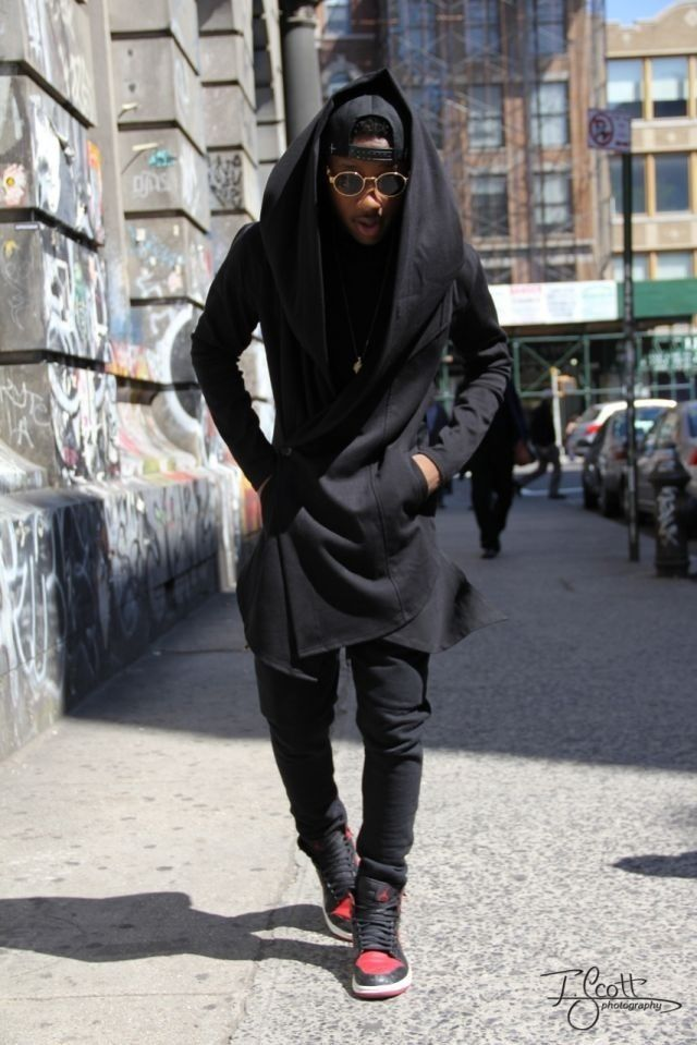 Get this Japaneese style long kimono tied from Underated @BOXPARK Shoreditch