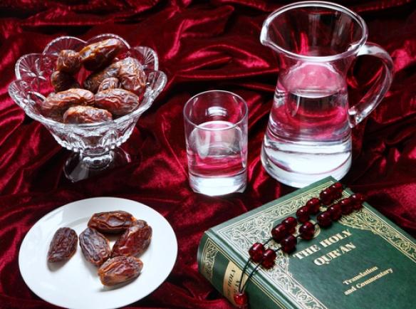 A Healthy Ramadan Iftar