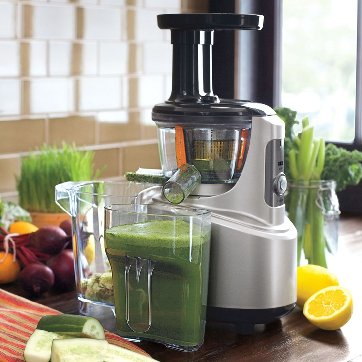 Lovely Breville Fountain Crush Slow Juicer At Sur La Table   Really Want This  Juicer! Amazing Ideas