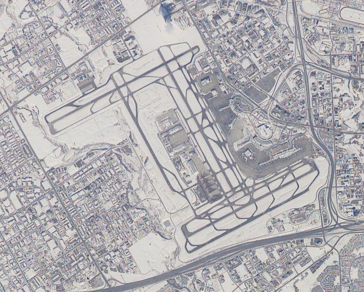 TorontoPearsonArptAerial