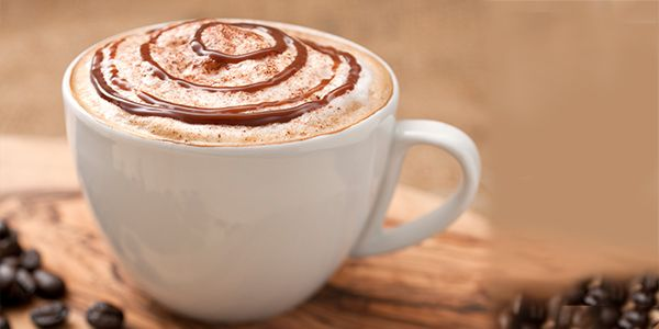 Chocolate Chai Latte