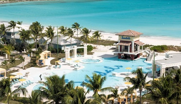 #Bahamas, Sandals Emerald Bay Beach Resort & Spa