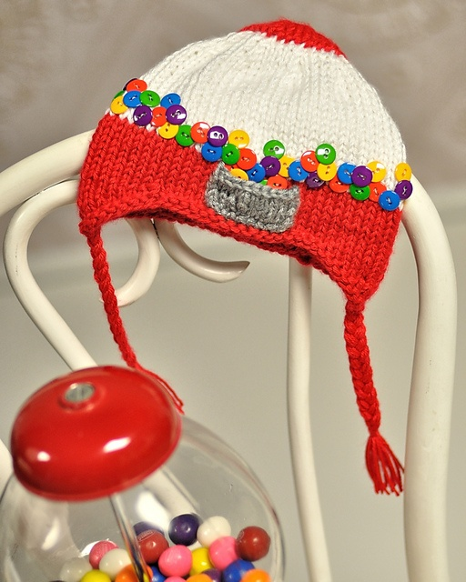 Inspiration: Gumball Anyone? pattern by Wendy Goeckner