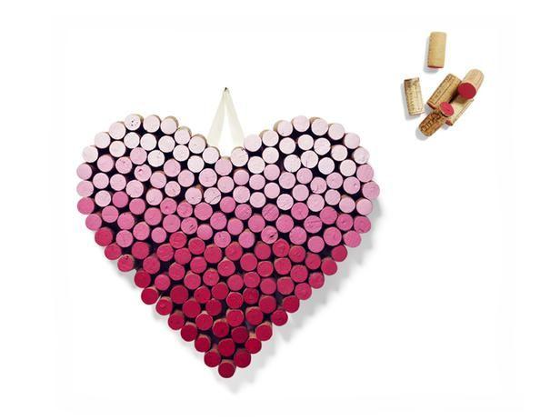 Best 25 cork heart ideas on pinterest wine cork for Simple cork