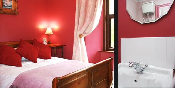 Safir Bedroom with spacious ensuite
