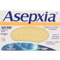 Asepxia - Jabones faciales