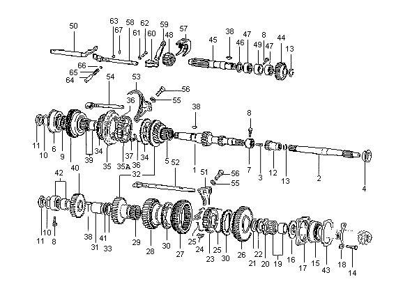 34 best gearbox images on pinterest bridgetown cgi and engine rh pinterest com vw bus transaxle diagram vw bug transaxle diagram