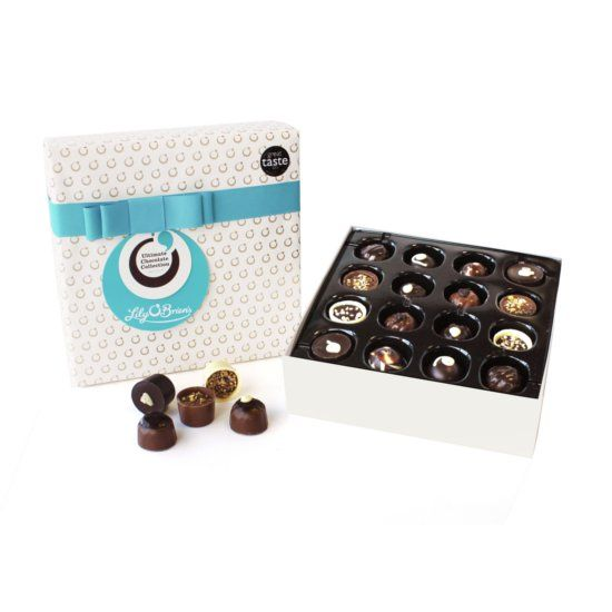 Ultimate Chocolate Collection, 32 Chocolates, 385g