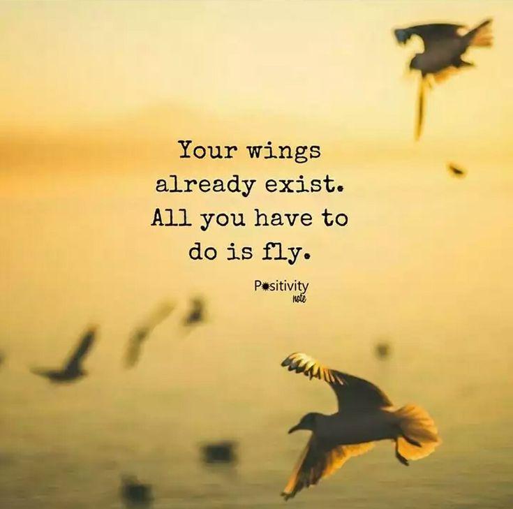 ...fly away...high away......
