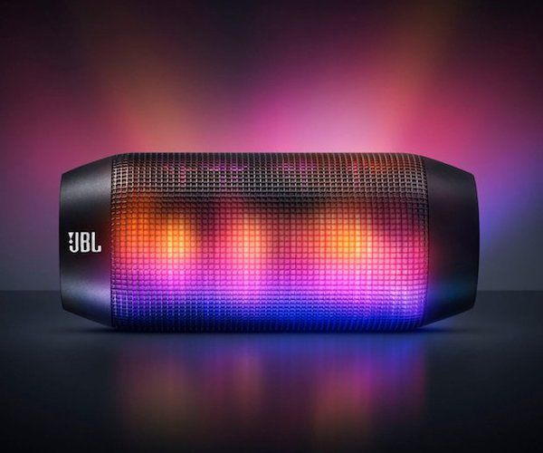 JBL PULSE Wireless Speaker With Light Show – $200