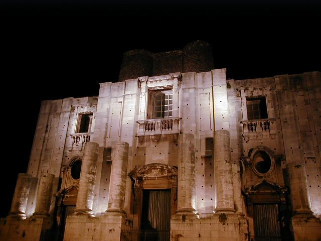Chiesa di San Nicola Catania