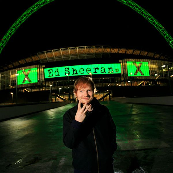 Ed's playing 3 nights at Wembley stadium! So proud!!but srsly nothing compares to seeing him live. When I did I nearly fainted!!!