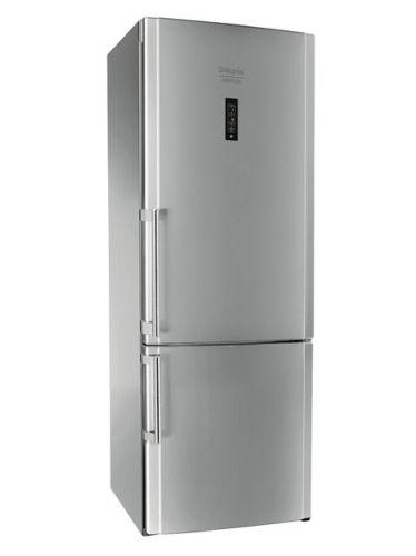 Hotpoint Ariston E2BYH 19223 F O3 No Frost Buzdolabı -NoFrost teknolojisi terleme ve buzlanmaya izin vermeyerek, eski usul yorucu ve bunaltıcı buz çözme işlemine son verir. A+ enerji sınıfı üyesi Hotpoint Ariston E2BYH 19223 F O3 NoFrost buzdolabı eski buzdolabınıza göre tasarrufunuzu arttırır, EcoTech programıyla da birleşerek tasarrufunuzu maksimuma çıkarır.