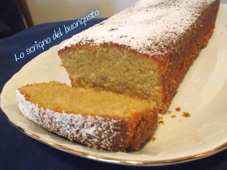 Il plum-cake con farina di solina aromatizzato al limone, ma con la particolarità di aver utilizzato la farina di solina, un tipo di grano tenero autoctono.
