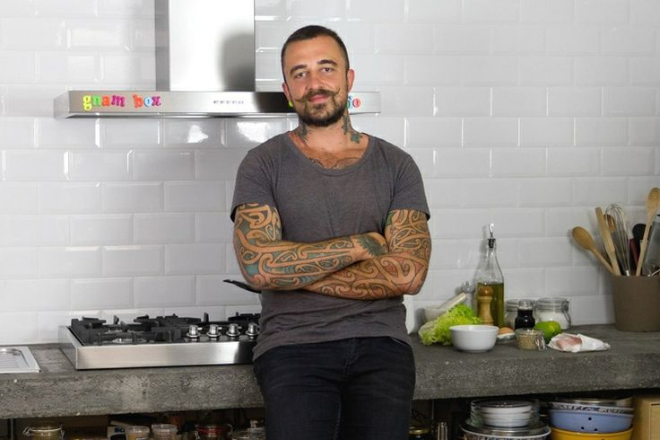 Chef rubio cucina