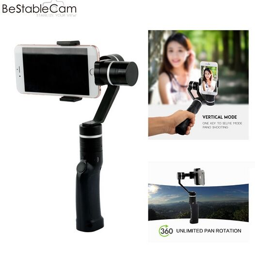299.00$  Watch here - http://alirap.worldwells.pw/go.php?t=32717353837 - BeStableCam Horizon HF3 Smartphone Gimbal Stabilizer Compatible with Gopro Camera Support Bluetooth,360 degree horizontal