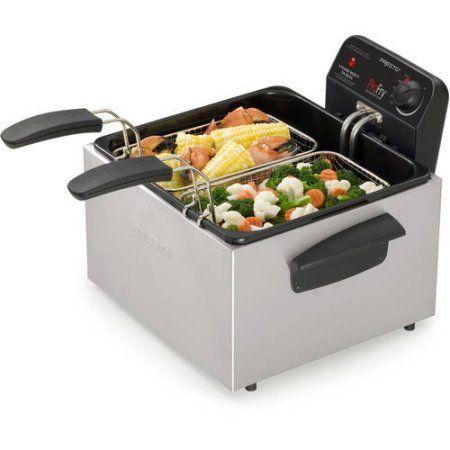 Home Deep Fryer Electric Deep Fryer Cool Kitchen Appliances