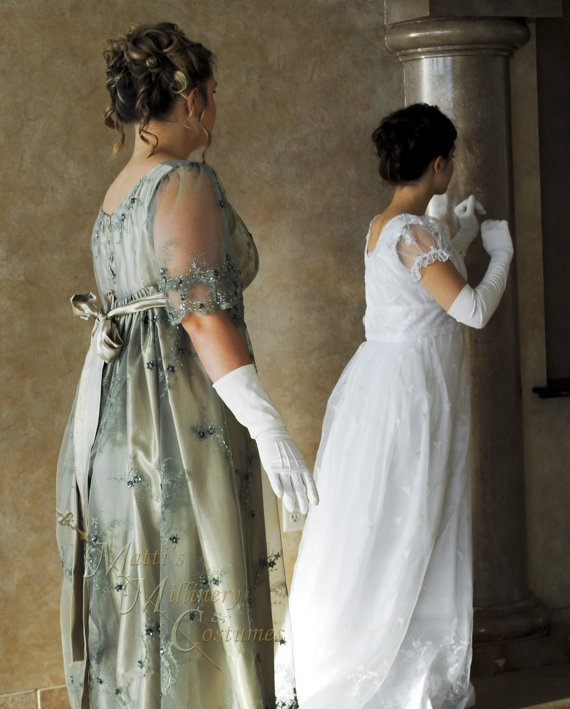 1899 Empire Gown