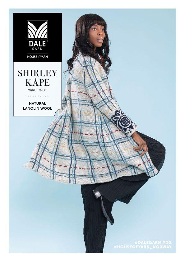 DG350 02 Shirley kåpe | Dale Garn