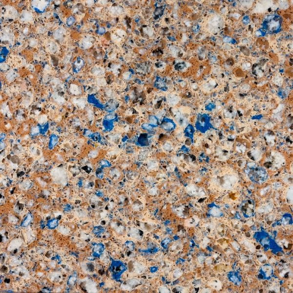 Blue Quartz Kitchen Countertops: Silestone Blue Sahara @ The Corner Cabinet, Framingham, MA