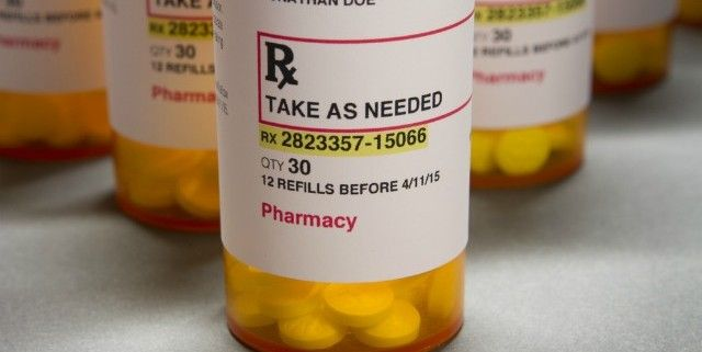The problem of prescription drug abuse