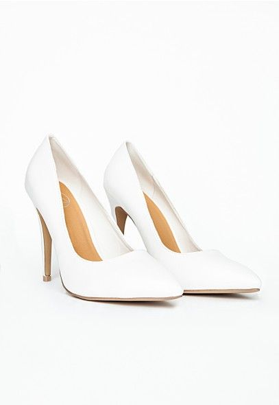 Love these white court shoes! #MISSGUIDEDAW14  #Missguided #courtshoes
