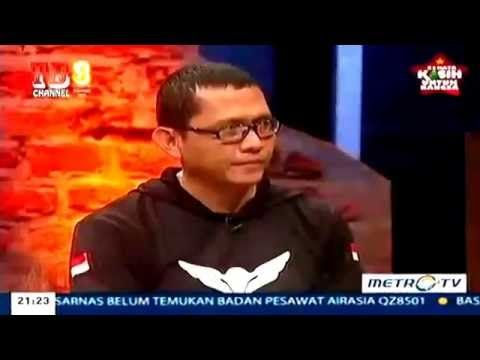 Kick Andy Nasionalisme Garuda - Battle of Surabaya & Film Garuda Part 5
