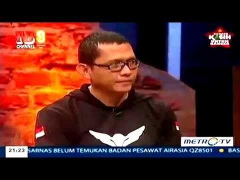 Kick Andy Nasionalisme Garuda - Battle of Surabaya & Film Garuda Part 5