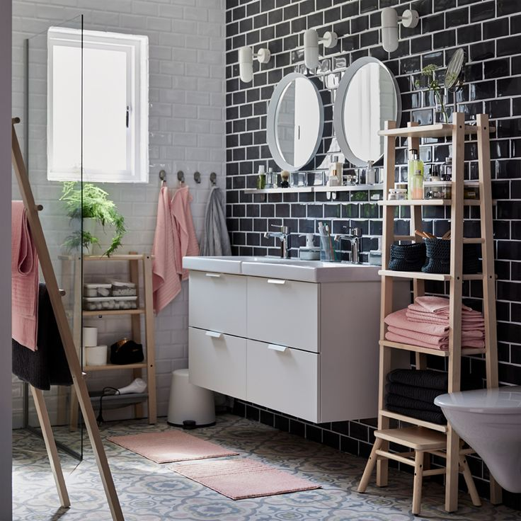 26 best La salle de bain IKEA images on Pinterest 2 in, Bathroom
