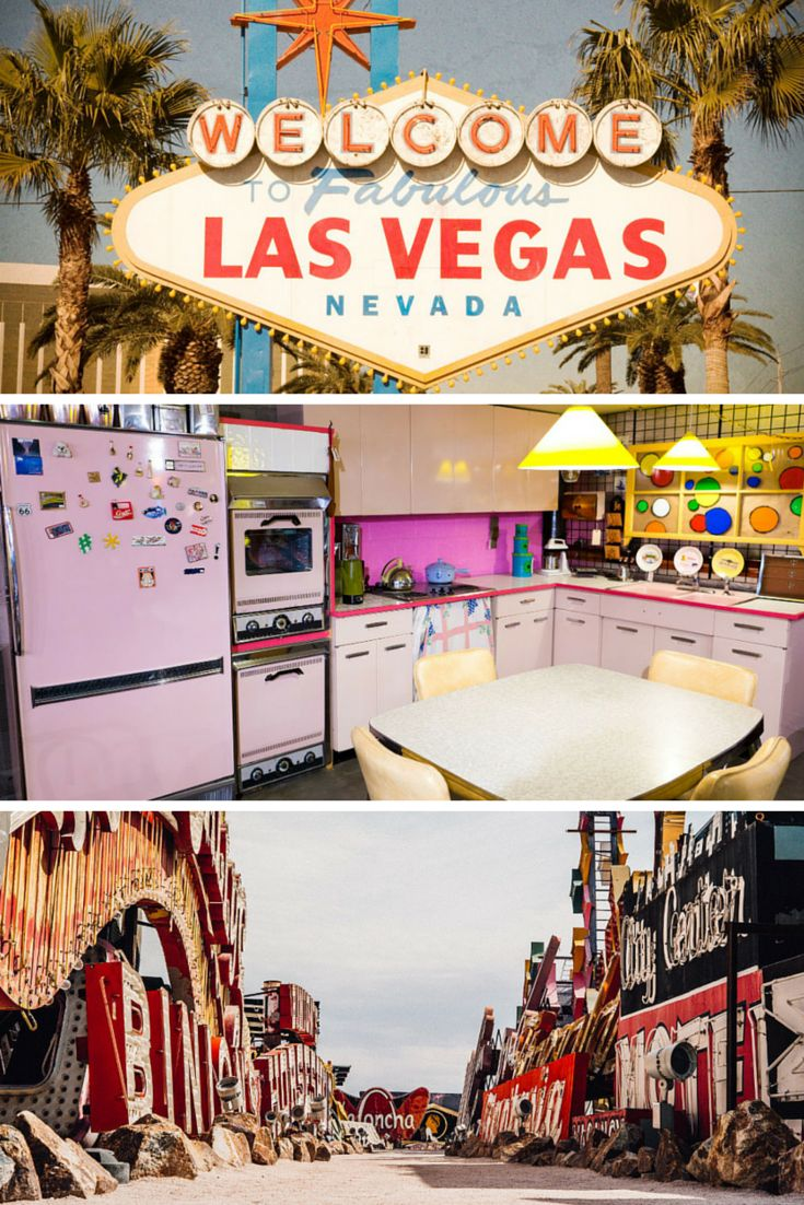 Vintage Vegas: A retro travel guide to Sin City