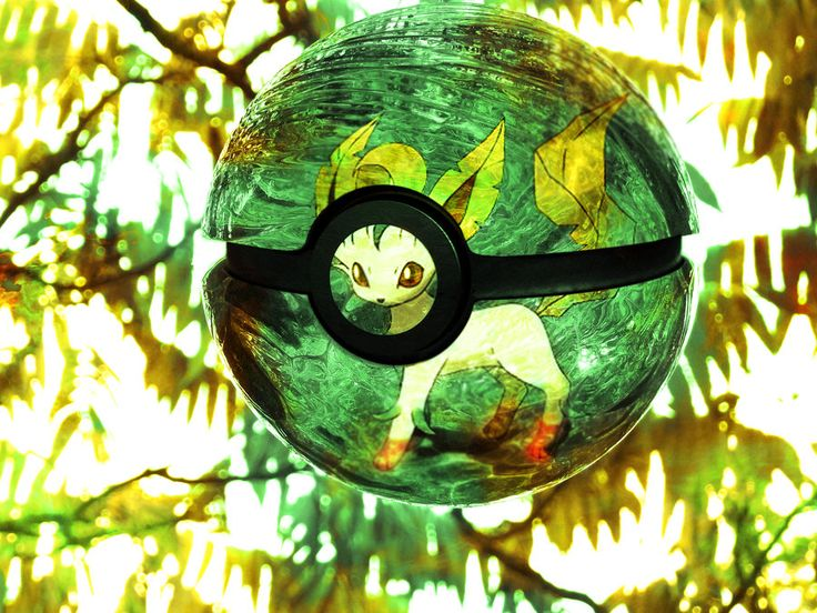 awesome pokeballs | pokemon rainbow Awesome amazing colorful photoshop pokeball eevee ...