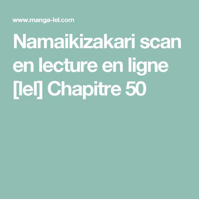 Namaikizakari scan en lecture en ligne [lel] Chapitre 50