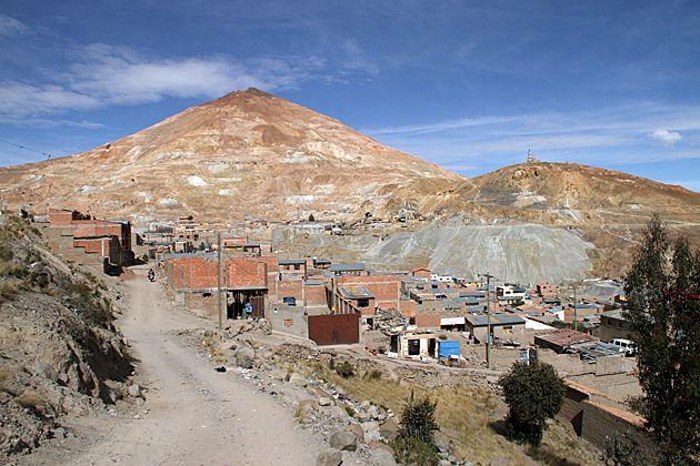 Silver Mines of Potosi, Bolivia (2004)