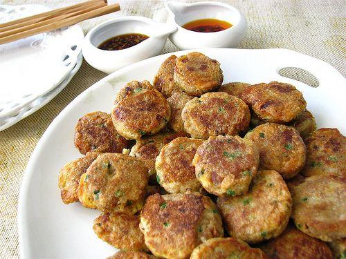 asian salmon patties recipe