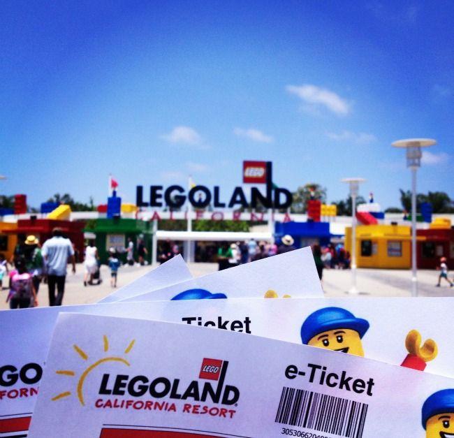 Legoland California planning tips!