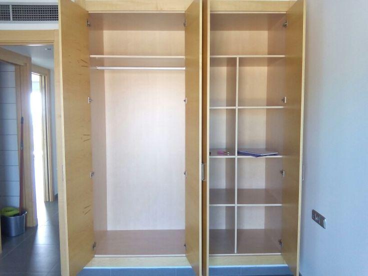 Best 25 interior armario empotrado ideas on pinterest for Interior armario empotrado