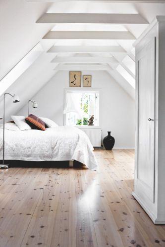 afbeeldingen over zolder op Pinterest - Minimalistische slaapkamer ...