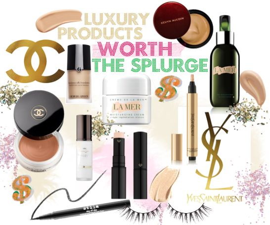 Keshia Chante's Top 12 Luxury Beauty Products That Are Worth The Splurge