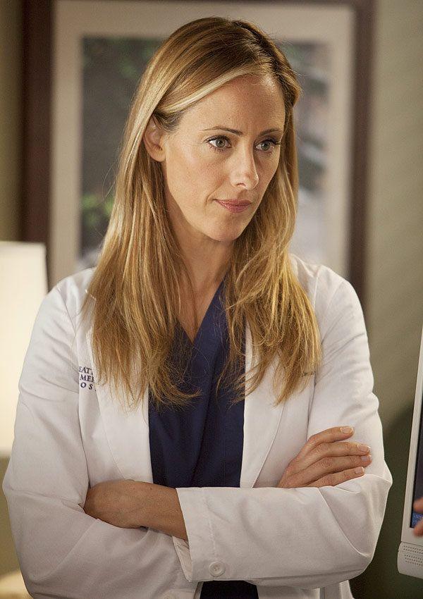 Grey's Anatomy Insider | 061212_teddy_ftr_ Kim Raver responds to Grey's creator Shonda Rhimes ...