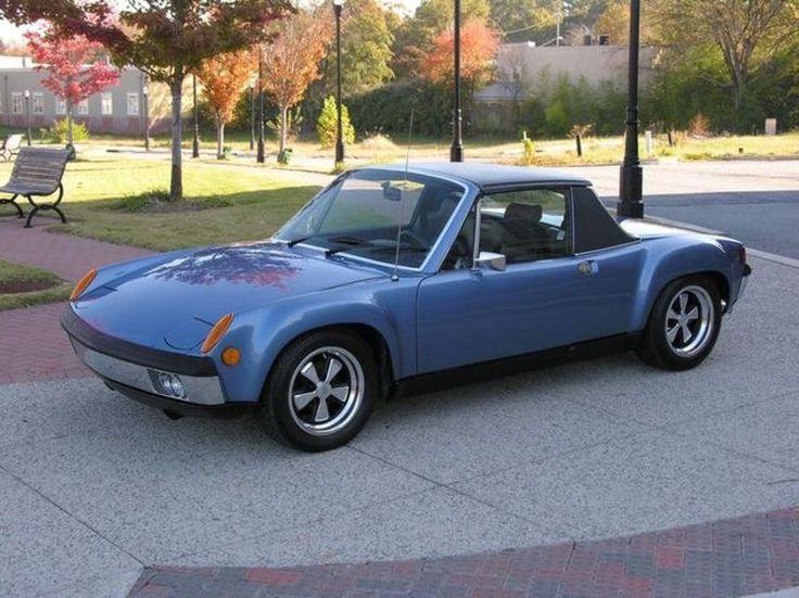 Porsche 914.