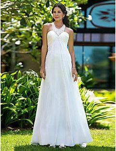 Lanting Bride® Fourreau / Colonne Petites Tailles / Grandes Tailles Robe de Mariage - Classique & Intemporel / Brillant & Séduisant /