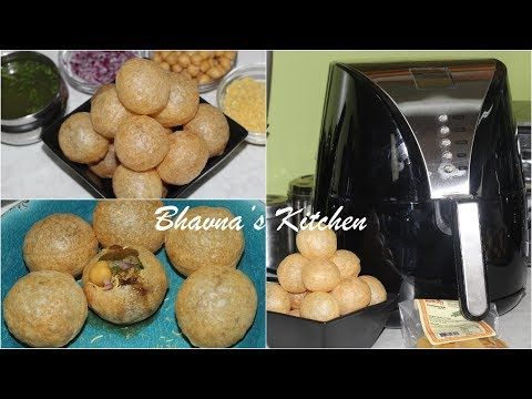 No Fry Golgappas or Pani Puri Air Fryer Video Recipe | Bhavna's Kitchen  I love to make Golgappas these days in my Habor Air Fryer  and many other fried recipes without or with very little oil, specially after …  http://LIFEWAYSVILLAGE.COM/cooking/no-fry-golgappas-or-pani-puri-air-fryer-video-recipe-bhavnas-kitchen/