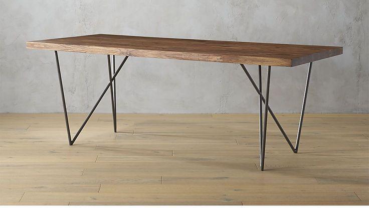 Dylan 36 Quot Quot X80 Quot Quot White Dining Table Apt Decor Modern