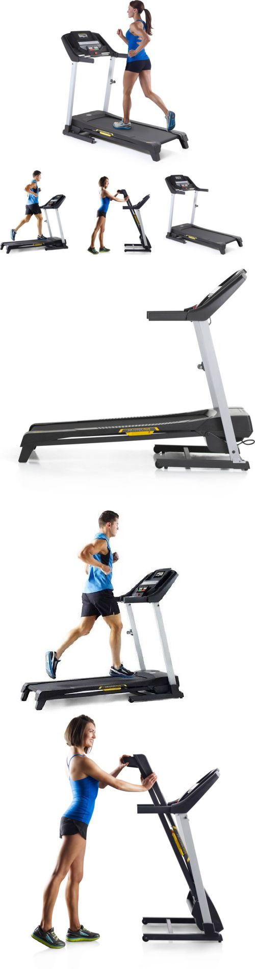Treadmills 15280: Treadmill Machine Folding Portable Power Incline Fitness Home Gym Exercise New -> BUY IT NOW ONLY: $507.99 on eBay!
