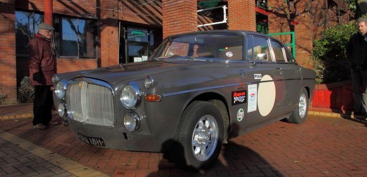 https://flic.kr/p/dGTdvW   Rover P5   Vintage Stony, classic vehicle show, New Years Day. Stony Stratford, Buckinghamshire.