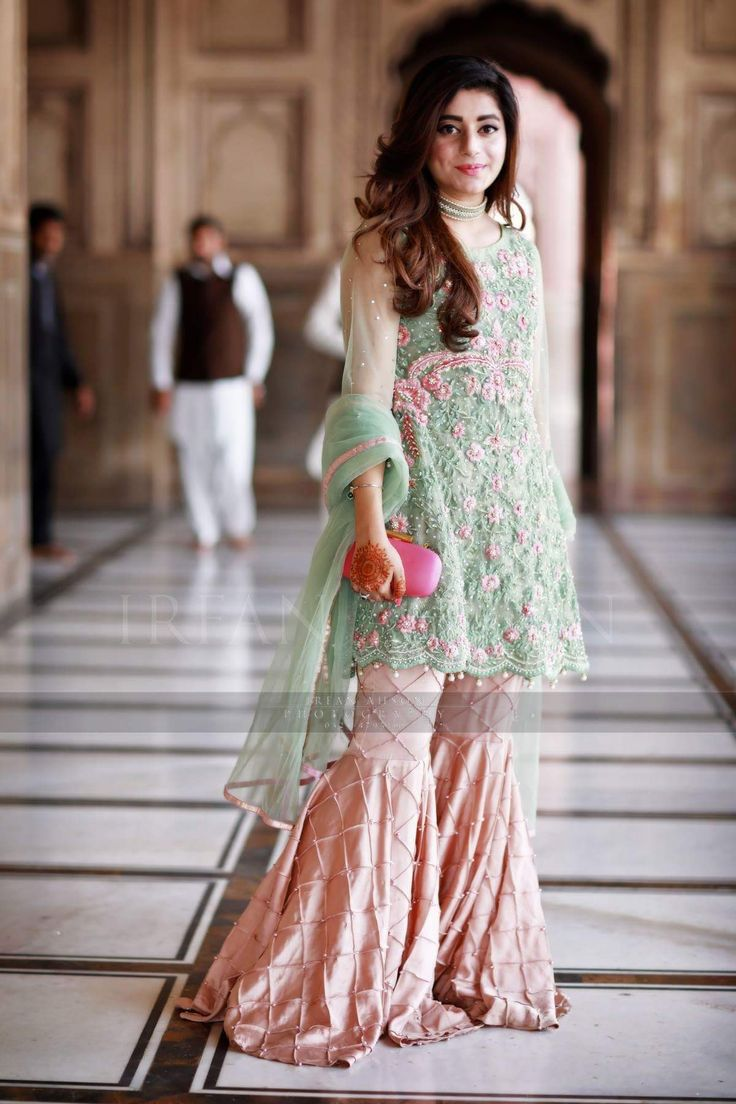 The 25 Best Sharara Designs Ideas On Pinterest