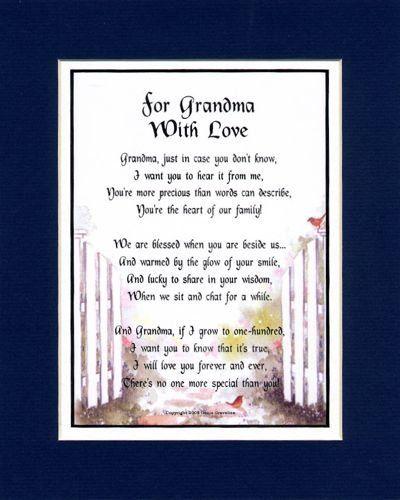 short grandma quotes